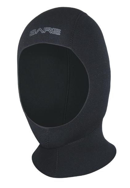 3mm dive hood